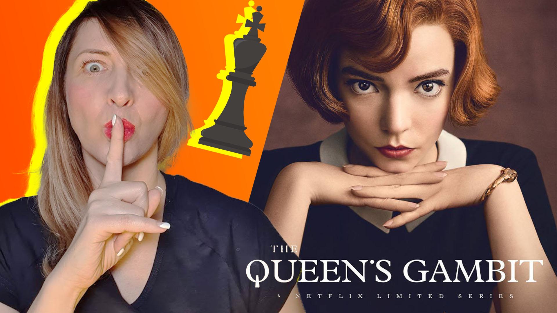 MINIATURKA I gambit królowej